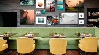 Star Chef Tim Raue Refines His Restaurant with Artworks from WhiteWall